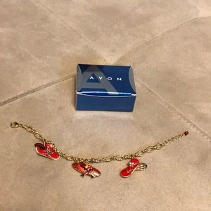 Red Hats Bracelet
